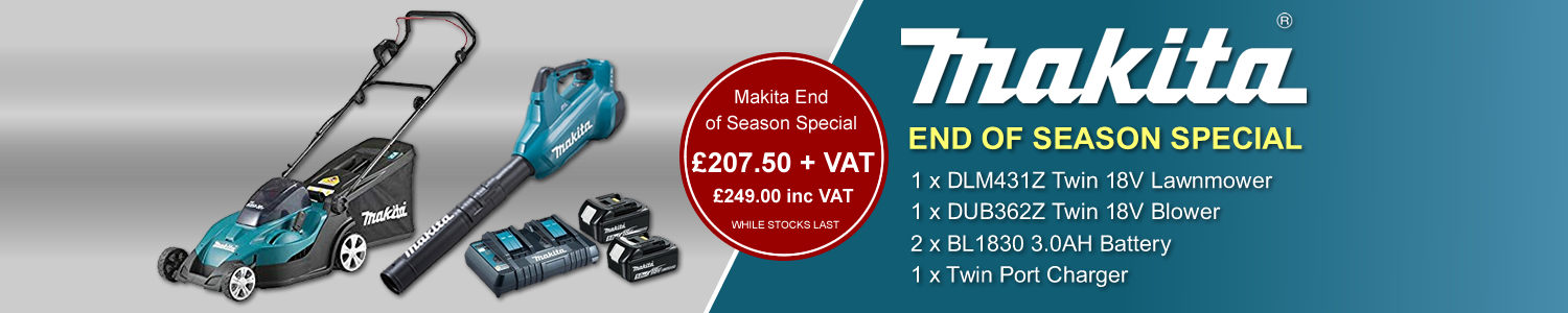 Makita End of Season Special
